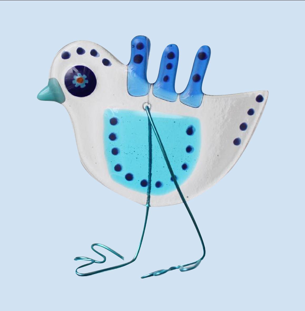 Wonky bird